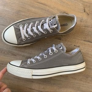 Converse Sneakers All Star Low Top Grey M7 W9
